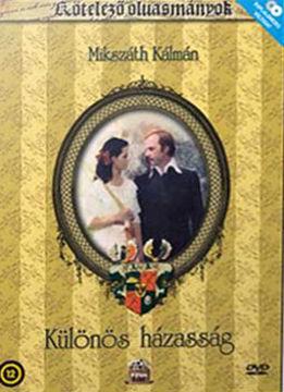 Különös házasság (2 DVD) termékhez kapcsolódó kép