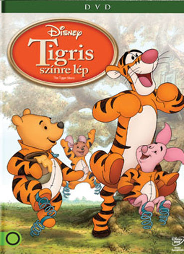Tigris színre lép  - különleges kiadás termékhez kapcsolódó kép