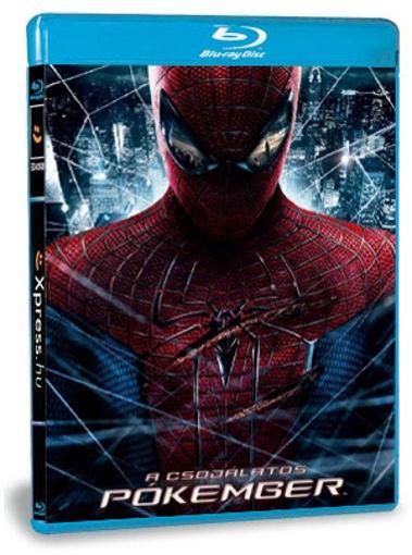 A csodálatos pókember (BD3D+BD) termékhez kapcsolódó kép