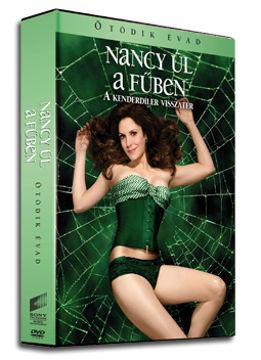 Nancy ül a fűben - 5. évad (3 DVD) termékhez kapcsolódó kép