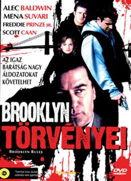 Brooklyn törvényei termékhez kapcsolódó kép