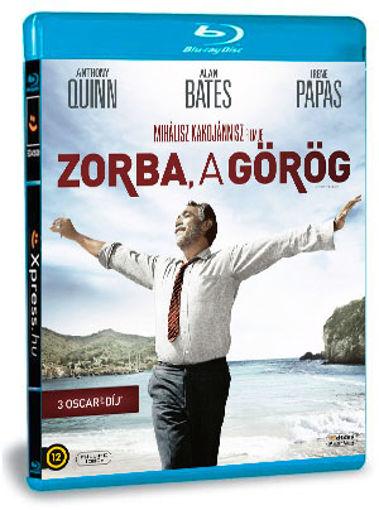 Zorba, a görög termékhez kapcsolódó kép