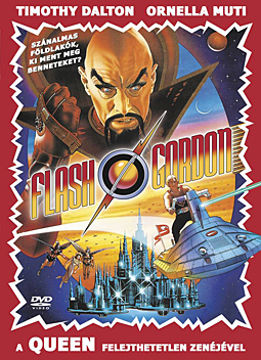 Flash Gordon (MIRAX kiadás) termékhez kapcsolódó kép