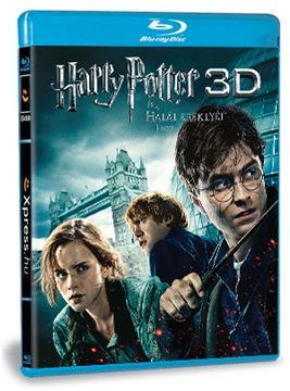 Harry Potter és a Halál ereklyéi - 1. rész - 3D változat (3 lemez) (BD3D) termékhez kapcsolódó kép