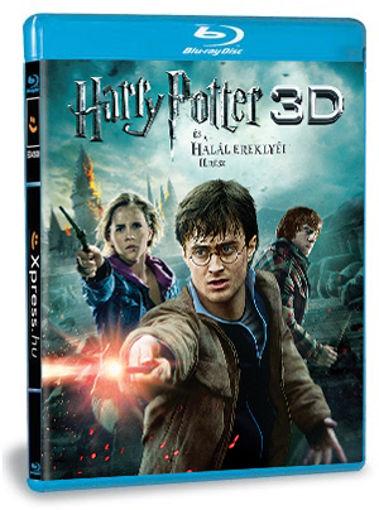 Harry Potter és a Halál Ereklyéi - 2. rész - 3D változat (3 lemez) (BD3D) termékhez kapcsolódó kép