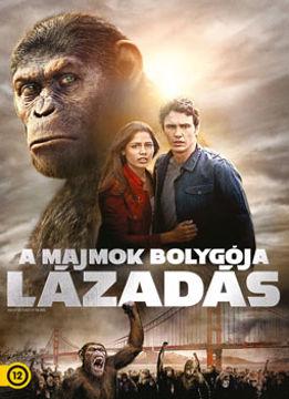 A majmok bolygója - Lázadás termékhez kapcsolódó kép