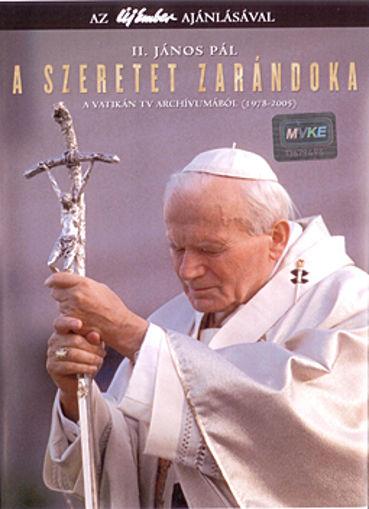 II. János Pál Pápa – A szeretet zarándoka termékhez kapcsolódó kép