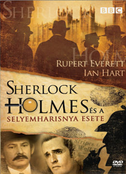 Sherlock Holmes és a selyemharisnya rejtélye termékhez kapcsolódó kép