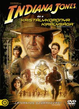 Indiana Jones és a kristálykoponya királysága (egylemezes változat) termékhez kapcsolódó kép
