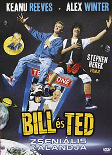 Bill és Ted zseniális kalandja (MIRAX kiadás) termékhez kapcsolódó kép