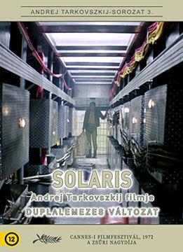 Solaris (2 DVD) (Etalon kiadás) termékhez kapcsolódó kép
