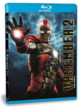 Iron Man - A vasember 2. termékhez kapcsolódó kép
