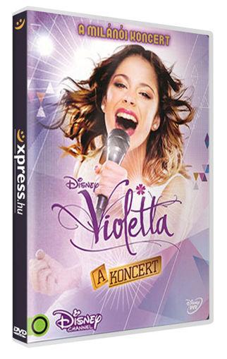 Violetta: A koncert termékhez kapcsolódó kép