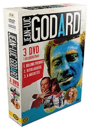 Godard díszdoboz (3 DVD) termékhez kapcsolódó kép