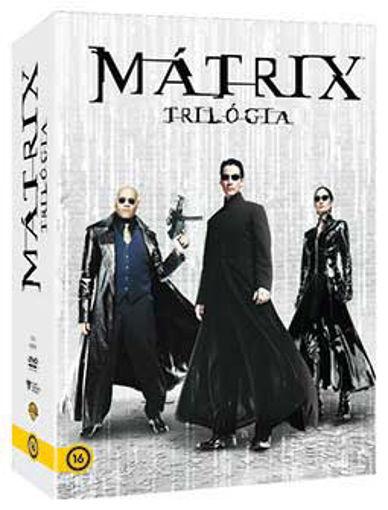 Mátrix trilógia (3 DVD) termékhez kapcsolódó kép