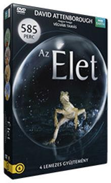 Az élet (4 DVD) (Új kiadás) termékhez kapcsolódó kép