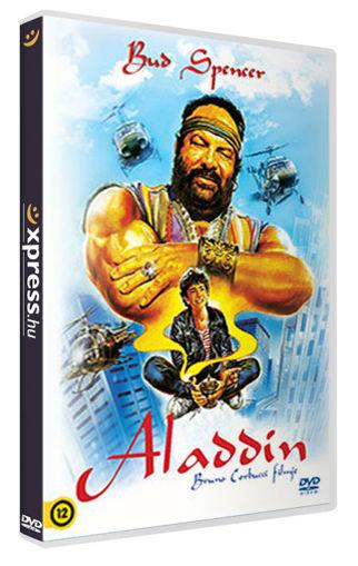 Aladdin (Bud Spencer, FIBIT kiadás) termékhez kapcsolódó kép