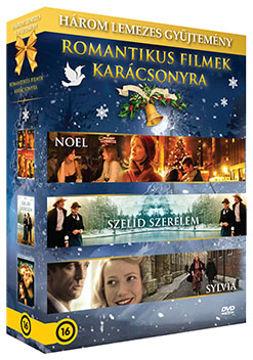 Romantikus filmek karácsonyra (3 DVD) termékhez kapcsolódó kép