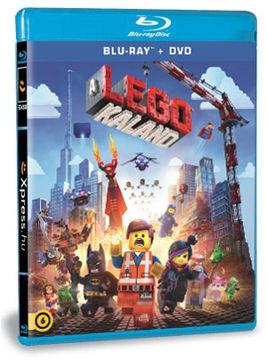 A LEGO kaland (BD+DVD) termékhez kapcsolódó kép