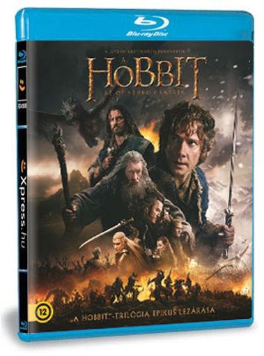 A hobbit: Az öt sereg csatája - duplalemezes, extra változat (2 BD) termékhez kapcsolódó kép