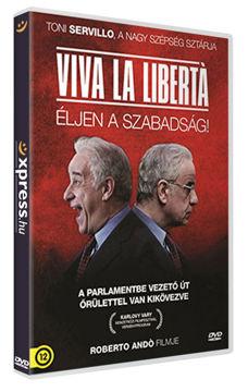 Viva la libertá – Éljen a szabadság! termékhez kapcsolódó kép