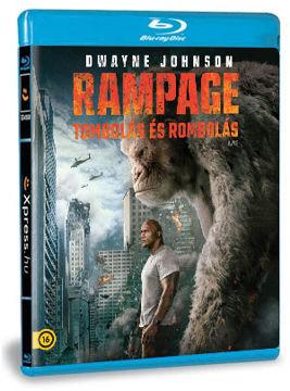 Rampage: Tombolás termékhez kapcsolódó kép