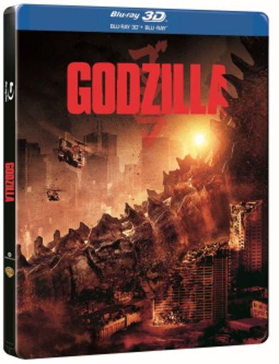 Godzilla - fémdobozos változat (2014) (BD3D+BD) termékhez kapcsolódó kép