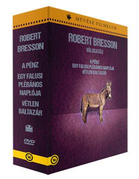 A francia filmművészet remekei I. gyűjtemény (Robert Bresson) (3 DVD) termékhez kapcsolódó kép