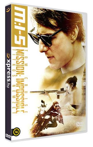 M:I-5 Mission: Impossible 5. - Titkos nemzet termékhez kapcsolódó kép