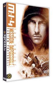 M:I-4 Mission: Impossible 4. - Fantom protokoll termékhez kapcsolódó kép