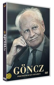 Göncz - Portréfilm két részben termékhez kapcsolódó kép