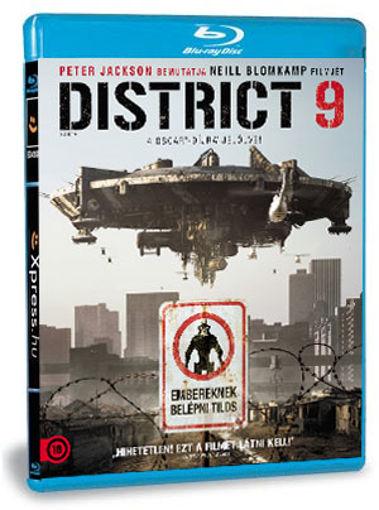 District 9 termékhez kapcsolódó kép