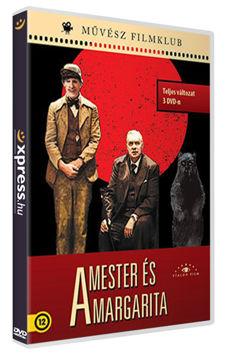 A Mester és Margarita (Etalon kiadás) (3 DVD) termékhez kapcsolódó kép