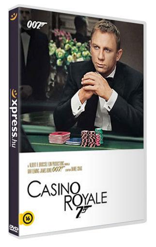 James Bond 21.: Casino Royale (új kiadás) termékhez kapcsolódó kép