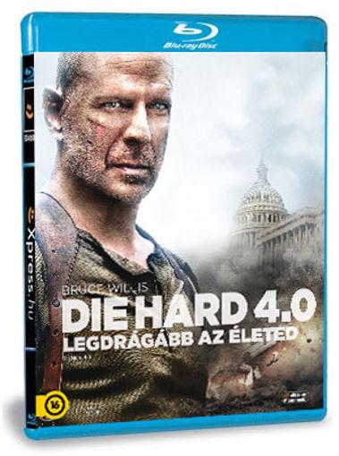 Die Hard 4.0 - Legdrágább az életed (új kiadás) termékhez kapcsolódó kép