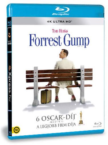Forrest Gump (4K Ultra HD (UHD)) termékhez kapcsolódó kép
