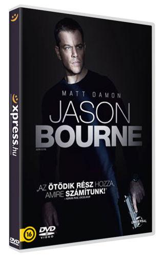Jason Bourne termékhez kapcsolódó kép