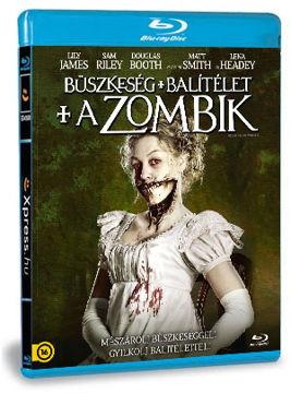 Büszkeség és balítélet meg a zombik termékhez kapcsolódó kép