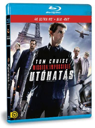 M:I-6 Mission: Impossible - Utóhatás (4K Ultra HD (UHD) + BD) termékhez kapcsolódó kép