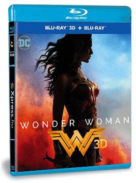 Wonder Woman (BD3D+BD) termékhez kapcsolódó kép