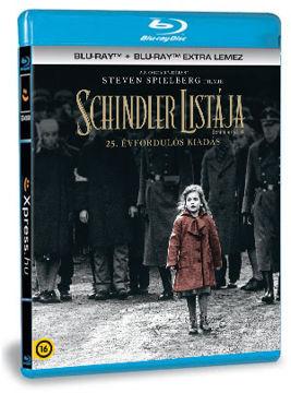 Schindler listája - 25. évfordulós kiadás termékhez kapcsolódó kép