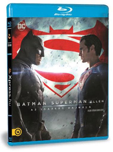 Batman Superman ellen: Az igazság hajnala (BD) termékhez kapcsolódó kép