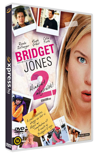 Bridget Jones 2.: Mindjárt megőrülök! (GHE kiadás) termékhez kapcsolódó kép