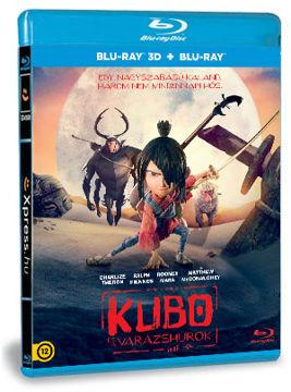 Kubo és a varázshúrok (BD3D+BD) termékhez kapcsolódó kép