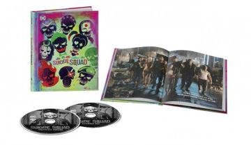 Suicide Squad - Öngyilkos osztag - limitált képregénykönyv változat (digibook) (BD3D+BD) termékhez kapcsolódó kép