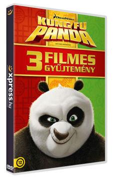Kung Fu Panda - 3 filmes gyűjtemény termékhez kapcsolódó kép