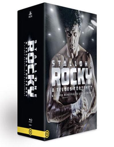 Rocky - A teljes történet (6 BD) termékhez kapcsolódó kép