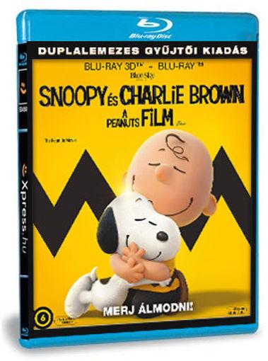 Snoopy és Charlie Brown: A Peanuts-film (BD3D+BD) termékhez kapcsolódó kép