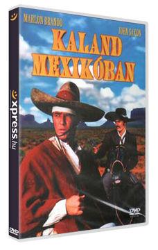 Kaland Mexikóban termékhez kapcsolódó kép
