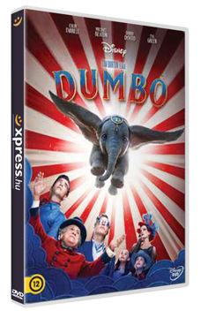 Dumbo (élőszereplős) termékhez kapcsolódó kép